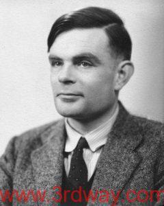 艾伦·麦席森·图灵(Alan Mathison Turing,1912年6月23日-1954年6月7日)