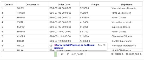 jqGrid54在Bootstrap4中图标丢失